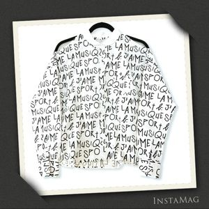 SPORT B. BY AGNES B. Open Shoulder Shirt